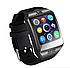 Часы Q18 smart watch,Умные часы Smartwatch Q18,Умные часы,Умные часы Smartwatch,Умные часы Bluetooth!Акция, фото 2