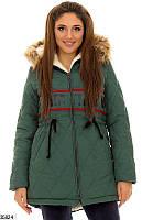 Куртка-парка 35824 (cotto)