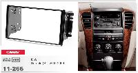 Переходная рамка CARAV 11-266 2 DIN (KIA Sorento)