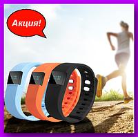 Умные часы TW64 smart band (спортивный браслет, пульс, шагомер),Фитнес трекер Bluetooth,Браслет Смарт!Акция