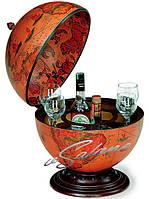 Глобус-бар настольный Nettuno Classic Zoffoli
