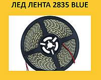 Светодиодная лента 2835/60 (IP20) premium blue!Акция