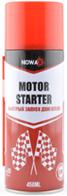 NOWAX  MOTOR STARTER, 450ml.Быстрый старт. Обеспечивает надежный и быстрый запуск