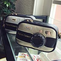 Оригинальная сумочка через плечо Фотоаппарат