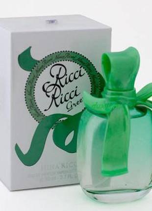 NINA RICCI RICCI GREEN 80 ML W, фото 2