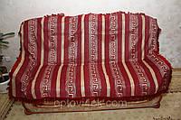 """""""Египет красного цвета"""" комплекты на диван и два кресла ( дивандеки) гобеленовые"""
