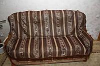 """""""Египет коричневого цвета"""" комплекты на диван и два кресла ( дивандеки) гобеленовые"""
