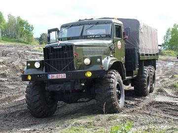 Проводка КРАЗ 255/256/260 (ГОСТ)