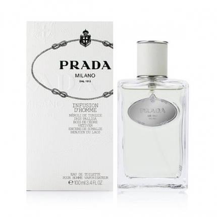PRADA D`INFISIUN IRISD`HOMME  100 ML, фото 2