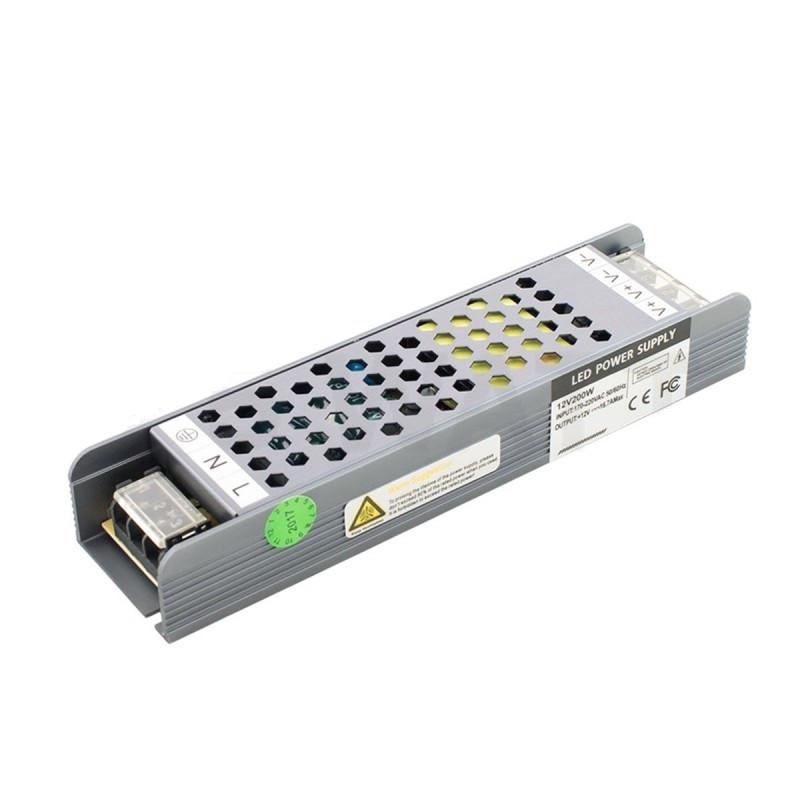 Блок питания BIOM Proffessional DC12 200W BPU-200 16,6А