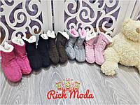 Женские модные теплые домашние сапожки вязка (5 цветов)