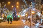 Как в Одессе праздновали Новый год?