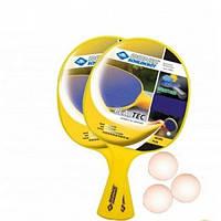 Набор для настольного тенниса Playtec Outdoor 2-player Set 788649