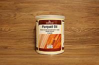 Масло паркетное, Olio Parquet, 0-5% глянец, прозрачное, 1 litre, Borma Wachs