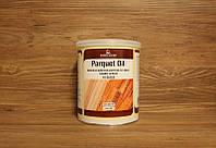 Масло паркетное, Olio Parquet, 10% глянец, прозрачное, 1 litre, Borma Wachs