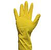 Перчатки кислотостойкие (КЩС) желтые