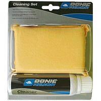 Набор для чистки ракеток Donic Cleaning set 828521