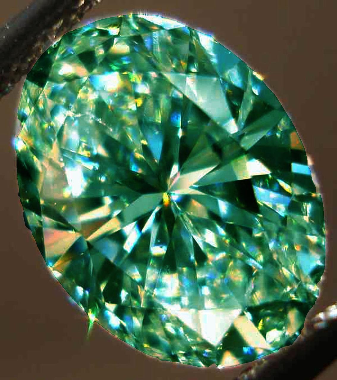 Діамант - Муассанит 5.02 ct VVS1 9.10 х 11.75 мм