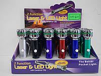 Laser Led Light 011-6+1