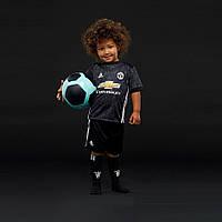 Детская футбольная форма Манчестер Юнайтед (№6 Погба)