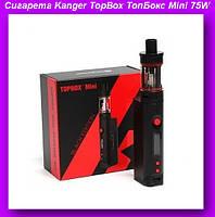 Электронная Сигарета Kanger TopBox ТопБокс Mini 75W,Электронная Сигарета,Электронная Сигарета Mini 75W!Опт
