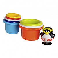 Игрушка для ванны Пингвин спасатель на башне Water Fun (23212)