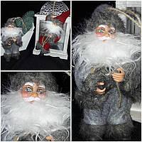 """Декоративный """"Санта ползет в окошко"""" ручной работы, выс.20 см., 130/120 (цена за 1 шт. + 10 гр.), фото 1"""