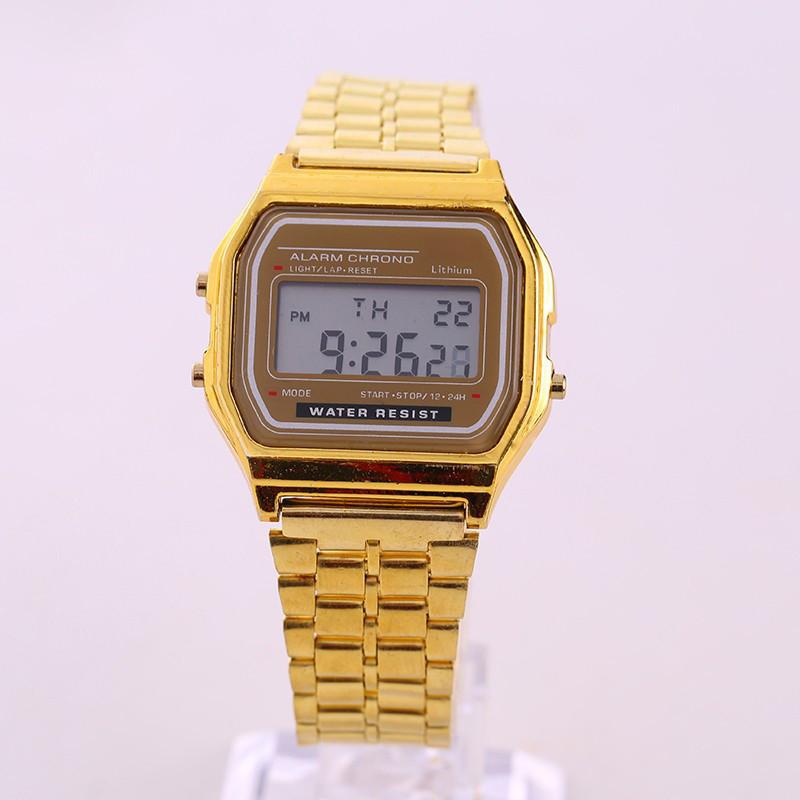 5786443f Мужские часы Casio Classic retro gold, цена 120 грн., купить в ...