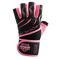 Перчатки для тяжелой атлетики POWER SYSTEM PS-2720 REBEL GIRL