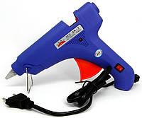 Клеевой пистолет Hot Melt Glue Gun 3K-T 80W (11 мм), фото 1