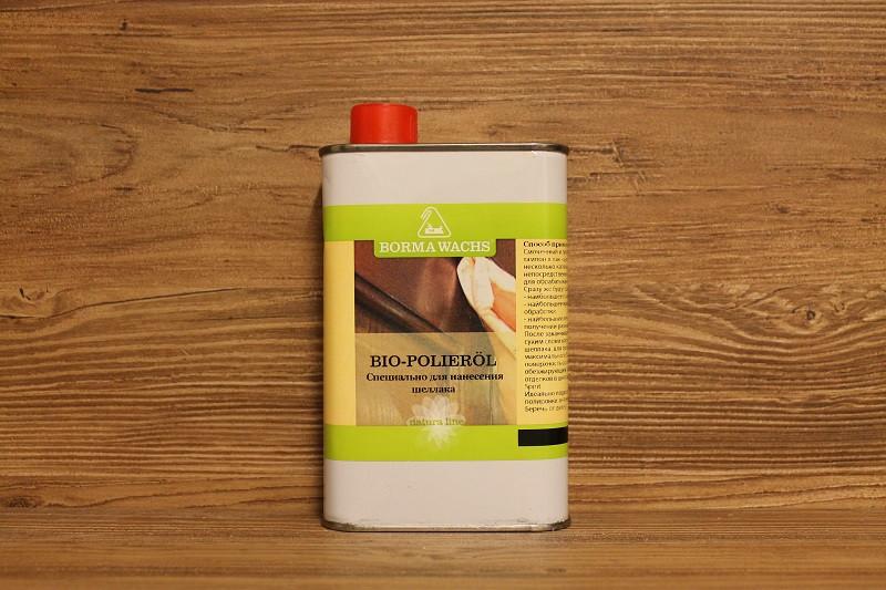 Масло для шеллачной политуры, Bio-Polerol