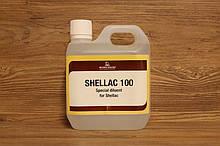 Растворитель для шеллака, Shellac 100, Borma Wachs, Restoration Line, 1 литр