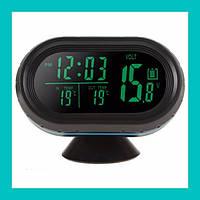 Автомобильные часы VST 7009V