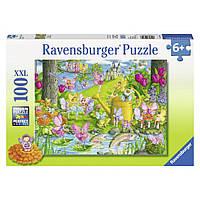 Пазл XXL Волшебный сад 100 элементов Ravensburger (10602)