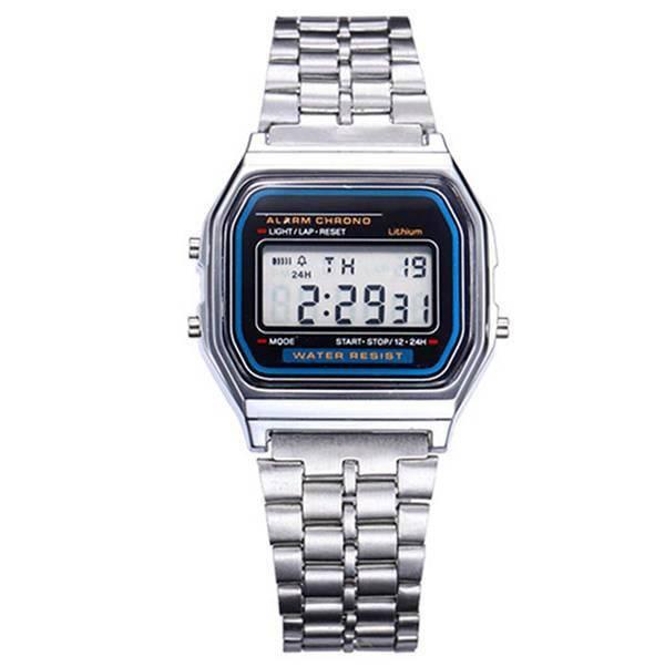 689ef8ce Мужские часы Casio Classic retro silver, цена 120 грн., купить в ...