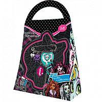 Набор для создания украшения Брошка Monster High Делай с Мамой (55179)