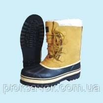 1cf53b440 Ботинки зимние для охоты и рыбалки,Теплая обувь из натуральной кожи XD-116 -