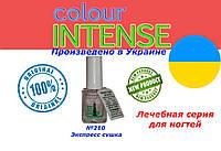 Лак лечебный Экспресс-сушка для ногтей №210