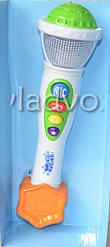 Детский музыкальный микрофон поющий для ребёнка караоке Keenway