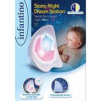 Светильник Звёздная ночь, голубой Infantino (004373I)
