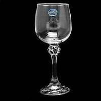 Бокалы для вина чешское стекло Julia 190мл-6шт Bohemia b40428
