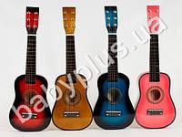 Гитара струнная, запасная струна, медиатор