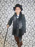 Шикарный костюм Кот Базилио прокат киев, фото 3
