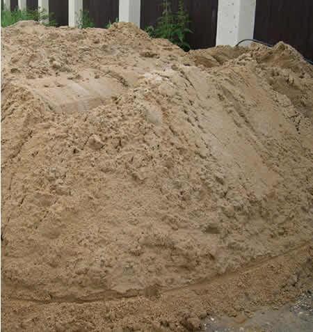 Мелкий вознесенский песок