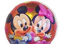 Шар для детского праздника Микки Маус и Мини