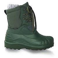 Ботинки зимние для рыбалки и охоты из ЭВА Lemigo Tramp 909
