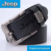 Ремень мужской Jeep 5047 Черный