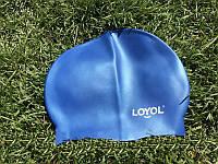 Шапочка для бассейна силиконовая Loyol (SC502)