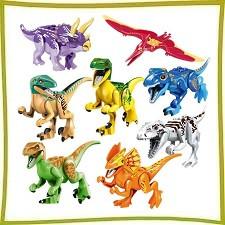 Наборы животных, динозавры, рептилии, фигурки