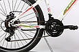 """Подростковый велосипед CROSSRIDE MOLLY LADY MTB 24"""" 13"""" Белый, фото 5"""